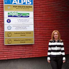 Mediator in Cluj-Napoca - Pop Violeta Maria