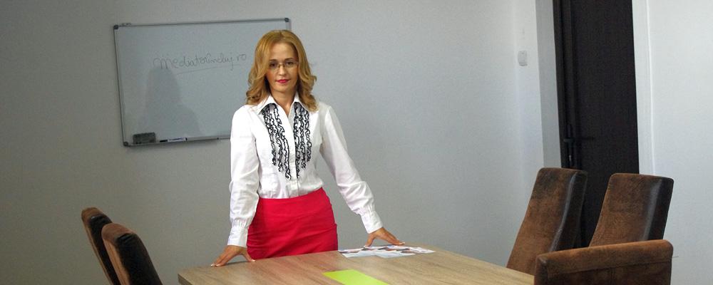 Birou de Mediere - Pop Violeta Maria